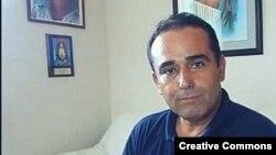 Eduardo Cardet, médico opositor, líder del Movimiento Cristiano Liberación (MCL), condenado a tres años de cárcel en Cuba.