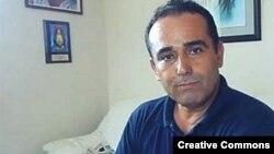 Eduardo Cardet, médico opositor, líder del Movimiento Cristiano Liberación, condenado a tres años de cárcel en Cuba.