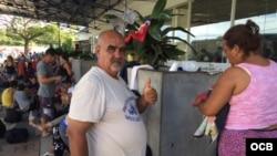 Cubanos agradecen solidaridad de pueblo de Costa Rica