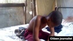 Pobreza extrema.