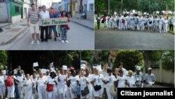 Reporta Cuba Todos Marchamos