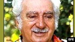 El escritor brasileño Jorge Amado