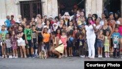 Damas de Blanco y actividades por el Día de los Reyes