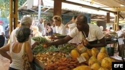 Precios / Venta de alimentos del agro