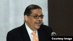 Ruben Castillo, coordinador del Foro de la Sociedad Civil y Actores Sociales en la Cumbre de las Américas 2015.
