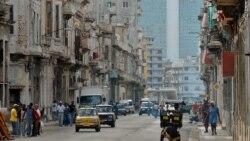 Cierran calle de Centro Habana en protesta a decisión de autoridades