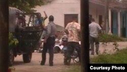 violencia cuba