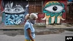 La Habana tiene 11 eventos de transmisión de COVID-19 activos, reportó el MINSAP. (Yamil LAGE / AFP)