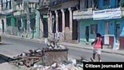 Reportero ciudadano recorre calles de La Habana
