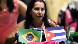 Brasil da una segunda oportunidad a médicos cubanos