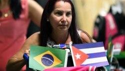 Médicos cubanos en Brasil piden reapertura del programa de parole