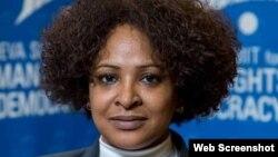 Laritza Diversent, abogada cubana, directora de Cubalex (Foto tomada de su perfil de Facebook)