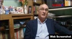 El abogado y periodista independiente cubano, Roberto Jesús Quiñones Haces (Imagen de video/Cubanet)