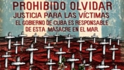 """""""Un crimen horrendo"""" dice activista que rememora hundimiento del Remolcador 13 de marzo"""