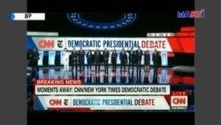 Cuarto debate demócrata por las elecciones de 2020
