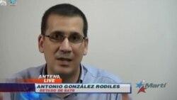 Rodiles responde en video a críticas de Díaz-Canel contra oposición cubana