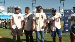 ¿Habrá acuerdo beisbolero entre Cuba y MLB?