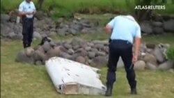 Restos de avión son encontrados en Isla Reunión