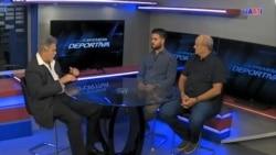 Sobremesa Deportiva con Walter Álvarez y Eddy Álvarez