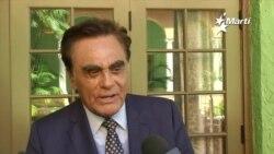 Excanciller peruano Luis González Posada, habla a Radio Televisión Martí