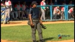 Una habanera es la primera mujer árbitro en Serie Nacional de Cuba
