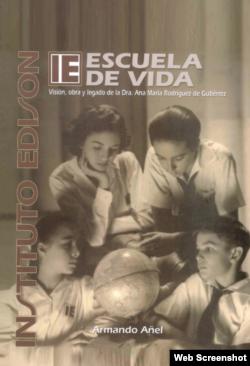 foto de portada lel libro Instituto Edison: Escuela de Vida