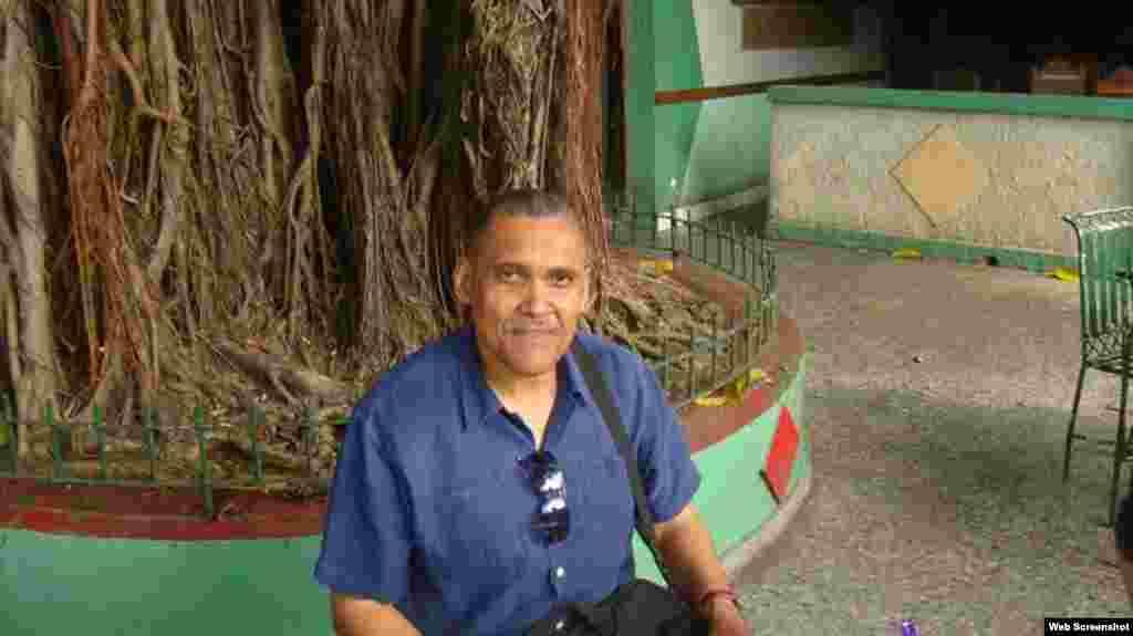 Jorge Olivera Castillo es Presidente del Club de Escritores de Cuba.