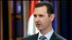 Assad: Tomará un año para destruir las armas químicas
