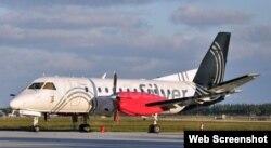 Avión de Silver Airways.