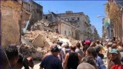 Dos derrumbes el mismo día dejan en la calle a vecinos de Centro Habana