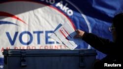 Catorce estados, incluidos California y Texas, votan en las primarias de este Súper Martes.