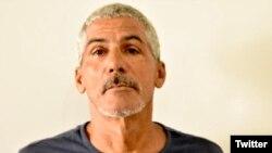 El opositor cubano Miguel Borroto sufrió golpizas y tortura durante su detención. (Foto: Ángel Moya Acosta)