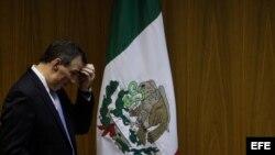El canciller de México, José Antonio Meade Kuribreña.