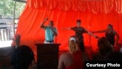 Pastores cubanos se empinan sobre la represión en Cuba