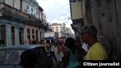 Reporta Cuba. Lamentable accidente por derrumbe. Foto: Juan C. Díaz.