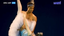 Bailarín cubano Carlos Acosta feliz de regresar al escenario
