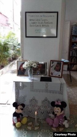 Abren libro de condolencias en casa sede de la Red de Comunicadores Foto de Martha Beatriz Roque