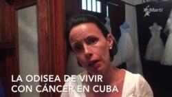 Omara Ruiz Urquiola: la odisea de vivir con cáncer en Cuba