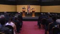 EEUU afirma que han dado a Cuba lista de presos políticos