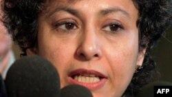 Irene Khan, Relatora Especial de la ONU