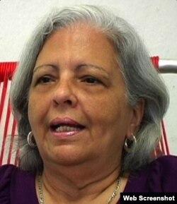 Martha Beatriz Roque Cabello.