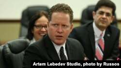 David Bernier, secretario de Estado de Puerto Rico.