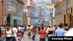Calle Enramadas: Santiago de Cuba reportero ciudadano Ridel Brea.