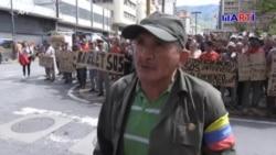 Bachelete empieza agenda de tres días en Venezuela
