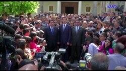 Organizaciones políticas venezolanas rechazan lo que califican nuevo fraude electoral