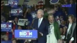 Joe Biden se corona como ganador en el Super Martes