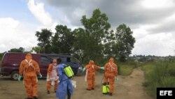 Médicos y miembros de la sociedad civil opinan sobre cumbre del ébola en Cuba