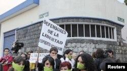 Instituto Internacional de Prensa, acerca de libertad de expresión en Cuba