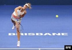 La tenista rusa Maria Sharapova.