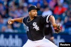 El lanzador cubano Odrisamer Despaigne. (Foto Archivo: Patrick Gorski-USA TODAY Sports via Reuters)